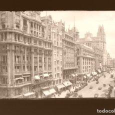 Postales: MADRID - 22 CLICHES ORIGINALES - NEGATIVOS EN CRISTAL Y CELULOIDE - EDICIONES ARRIBAS. Lote 287567523