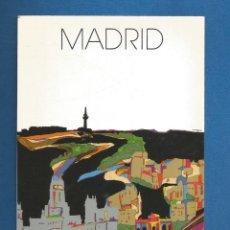 Postales: POSTAL ESCRITA PERO NO CIRCULADA MADRID / HECTOR CARRION / EDITA ASOCIACION PROFESIONAL DE ILUSTRADO. Lote 287738508