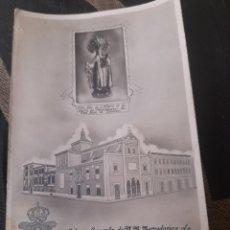Postales: ANTIGUA POSTAL, COLEGIO CONVENTO, M.M. MERCEDARIAS, DON JUAN DE ALARCON, MADRID. Lote 288495568