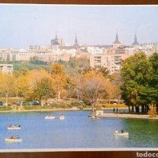 Postales: POSTAL COLECCIÓN MADRID -5. LA CASA DE CAMPO. 1986. SIN CIRCULAR. Lote 288609743