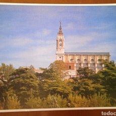 Postales: POSTAL COLECCIÓN MADRID- 4. CATEDRAL DE LA ALMUDENA. 1986. SIN CIRCULAR.. Lote 288612343