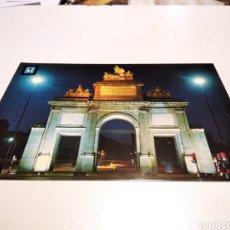 Postales: POSTAL MADRID PUERTA TOLEDO. Lote 289004723