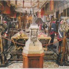 Postales: MADRID, MUSEO DEL EJERCITO, SALA DE RECUERDOS MILITARES Nº9 – S/C. Lote 289331708