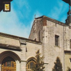 Postales: MADRID, MONASTERIO DE EL PAULAR, PORTADA DE LA IGLESIA – ESCUDO DE ORO Nº11 – S/C. Lote 289331798