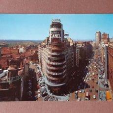 Postales: POSTAL 204 GALLEGOS. AVENIDA DE JOSÉ ANTONIO. MADRID. 1970. SIN CIRCULAR.. Lote 289331958
