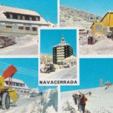 Postales: NAVACERRADA (MADRID) ESTACIÓN DE ESQUÍ – A.CAMPAÑA 50134 – S/C. Lote 289332073