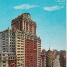 Postales: MADRID, PLAZA ESPAÑA, AVENIDA JOSÉ ANTONIO – ED.BEASCOA Nº191 – S/C. Lote 289332148