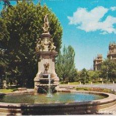 Postales: MADRID, PASEO DEL PRADO, FUENTE DE APOLO – ESCUDO DE ORO Nº43 – S/C. Lote 289332273