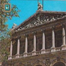 Postales: MADRID, EDIFICIO DE BIBLIOTECA Y MUSEOS – ESCUDO DE ORO Nº163 – S/C. Lote 289332738
