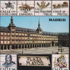Postales: MADRID, VARIOS SITIOS DE LA CIUDAD – ESCUDO DE ORO Nº190 – ESCRITA. Lote 289332853