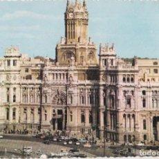 Postales: MADRID, PALACIO DE COMUNICACIONES – ESCUDO DE ORO Nº81 – S/C. Lote 289333308