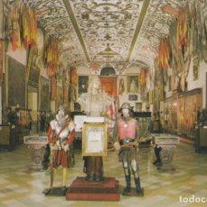 Postales: MADRID, MUSEO DEL EJERCITO, SALA DE REINOS – EDICIONES VISTABELLA Nº1 – S/C. Lote 289333368