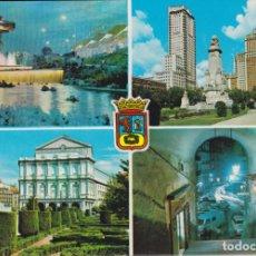 Postales: MADRID, VARIAS VISTAS DE LA CIUDAD – POSTALES ALCALA Nº143 – S/C. Lote 289333543