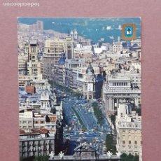 Postales: POSTAL 65 DOMÍNGUEZ. ESCUDO DE ORO. FISA. PUERTA DE ALCALÁ. MADRID. 1973. ESCRITA SIN CIRCULAR.. Lote 289335338
