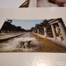Postales: PASEO DE RECOLETOS MADRID. Lote 289492288
