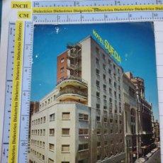 Postales: POSTAL DE MADRID. AÑO 1973. HOTEL SUECIA. GRAFOFFSET. 921. Lote 289561078