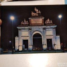 Postales: POSTAL MADRID PUERTA TOLEDO. Lote 289641813