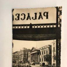 Postales: MADRID, POSTAL NO.58, PLAZA DE LAS CORTES, EDIC. HELIOTOPIA ARTÍSTICA ESPAÑOLA (H.1950?) CIRCULADA. Lote 289771038