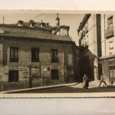 Postales: MADRID ANTIGUO, POSTAL NO.3, ENTRADA A LA CALLE DE LA PASA.. EDIC.EFI, MADRID (H.1955) CÍRCULADA. Lote 289771043