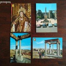 Postales: UNA POSTAL DE ÁVILA VINTAGE CAPITAL DE LA PROVINCIA DEL MISMO NOMBRE EN MADRID, 4 TARJETAS A ELEGIR. Lote 289804758