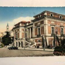 Postales: MADRID, POSTAL NO.105, MUSEO DEL PRADO. DIST., PAN AMERICAN STORE (H.1960?) CIRCULADA. Lote 290044113