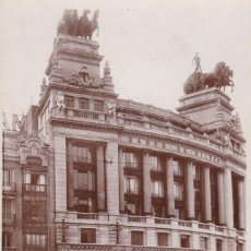 Postales: MADRID, BANCO BILBAO. ED. SOCIEDAD GENERAL ESPAÑOLA DE LIBRERIA Nº117. FOTOGRAFICA. SIN CIRCULAR. Lote 292588293
