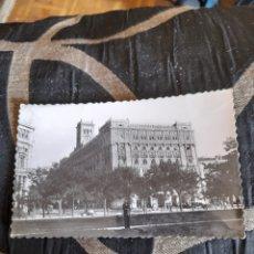 Postales: ANTIGUA POSTAL FOTOGRAFÍCA, MINISTERIO DE MARINA, MADRID. Lote 293771543