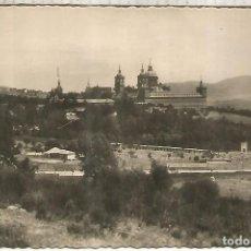Postales: MADRID ESCORIAL ESCRITA. Lote 294015763