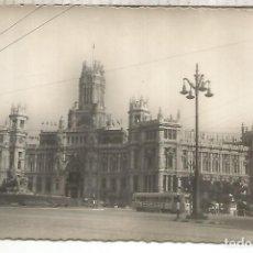 Postales: MADRID CASA DE CORREOS ESCRITA. Lote 294015828
