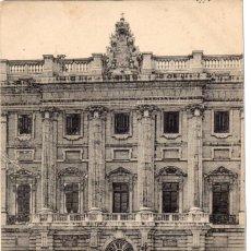 Postales: MADRID.- PALACIO REAL,DIVIDIDA,CIRCULADA 1908, EDC, J, LACOSTE, JMOLINA1946. Lote 294144028