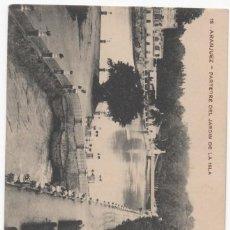 Postales: POSTAL- ARANJUEZ- PARTERRE DEL JARDIN DE LA ISLA. Lote 294566148