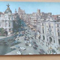 Postales: POSTAL MADRID. 68. CALLE DE ALCALÁ Y AVDA DE JOSÉ ANTONIO.. Lote 294847683