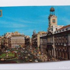 Postales: POSTAL - MADRID - PUERTA DEL SOL - DOMINGUEZ 107. Lote 294847928