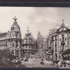 Postales: N.º 14 - MADRID. EL FÉNIX Y CALLE ALCALÁ (COMUNIDAD DE MADRID, ESPAÑA) (COCHES DE ÉPOCA). Lote 295936493