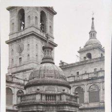 Postales: MONASTERIO DE EL ESCORIAL. 817 PATIO DE LOS EVANGELISTAS. COLECCIONES LOTY. NUEVA. BLANCO/NEGRO. Lote 296554468