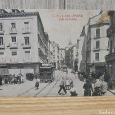 Postales: ANTIGUA POSTAL DE MADRID FOTOTIPIA CASTAÑEIRA. Lote 296636773