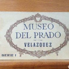 Postales: MUSEO DEL PRADO ~ VELAZQUEZ ~ POSTALES SERIE 1. Lote 296741443