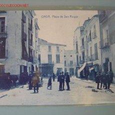 Postales: ONDA PLAZA DE SAN ROQUE. Lote 15256984