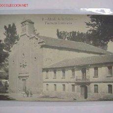 Cartoline: POSTAL ALCALA DE LA SELVA FACHADA SANTUARIO - POSTAL FOTOGRAFICA. Lote 17440924