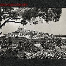 Postales: POSTAL DE PENISCOLA (PENYISCOLA, CASTELLÓ): VISTA GENERAL (ED.SOBERANA NUM. 17). Lote 705154