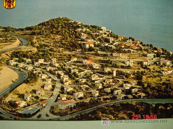 399 ALTEA ALICANTE MAS EN MI TIENDA TODOCOLECCION COSAS&CURIOSAS (Postales - España - Comunidad Valenciana Moderna (desde 1940))