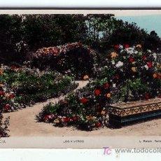 Postales: POSTAL DE VALENCIA LOS VIVEROS Nº 1 EDICION DE ROISIN . Lote 3647085