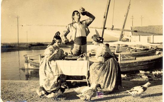 VALENCIA TIPICA (Postales - España - Comunidad Valenciana Moderna (desde 1940))