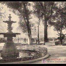 Postais: TARJETA POSTAL DE VALENCIA. Nº 17. ALAMEDA. L. ROISIN, FOT. - BARCELONA.. Lote 5858359
