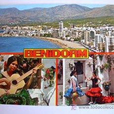 Postales: BENIDORM (ALICANTE). Lote 4412900