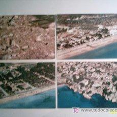 Postales: VISTAS AEREAS DE LA COMUNIDAD VALENCIANA AÑOS 60-70 . Lote 4807432