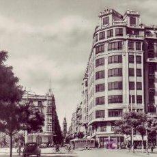 Postales: POSTAL FOTOGRAFICA DE VALENCIA. CALLE DE LA PAZ. Lote 26376734