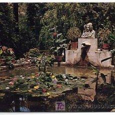 Postales: ALICANTE. ELCHE. HUERTO DEL CURA. EL TOCADOR DE LA DAMA DE ELCHE. GARCIA GARRABELLA. AÑO 1963. S/ C. Lote 5646224