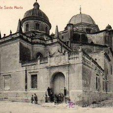 Postales: POSTAL DE ELCHE - IGLESIA DE SANTA MARIA. Lote 9232883
