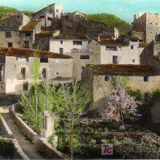 Postales: MONTANEJOS-CASTELLON. Lote 13436423